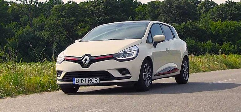 Renault Clio Estate 1.5l dCi 110 Intens