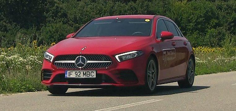 Mercedes-Benz A180d 2018
