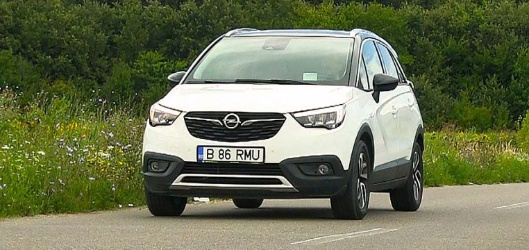 Opel Crossland X 1.2l Turbo AT Innovation