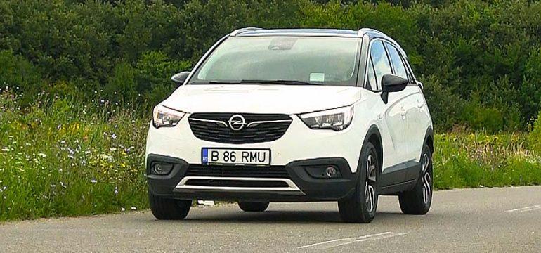 Opel Crossland X 1.2l Turbo AT6 Innovation