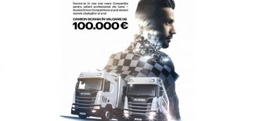 Scania Driver Competitions 2018