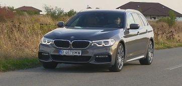 BMW 530d xDrive Touring G31