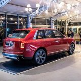 EFFORTLESS EVERYWHERE –  ROLLS-ROYCE CULLINAN debut in Romania