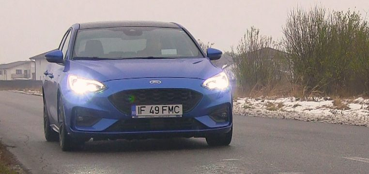Ford Focus 1.5l TDCi EcoBlue AT8 ST Line Business