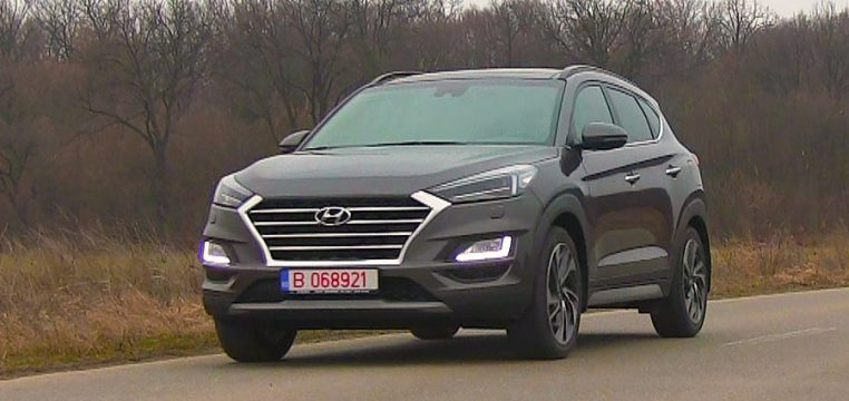Hyundai Tucson 2.0l CRDi 4WD AT8 Luxury