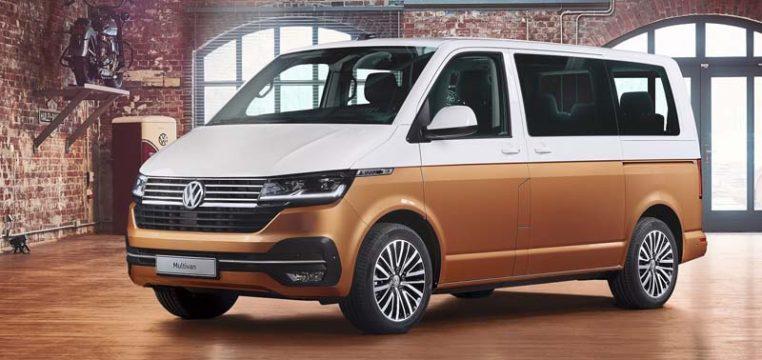 VW Multivan T6 2019