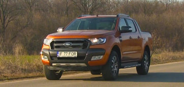 Ford Ranger 3.2l TDCi AT6 4x4 WILDTRAK
