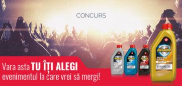 Concurs Texaco Havoline 2019