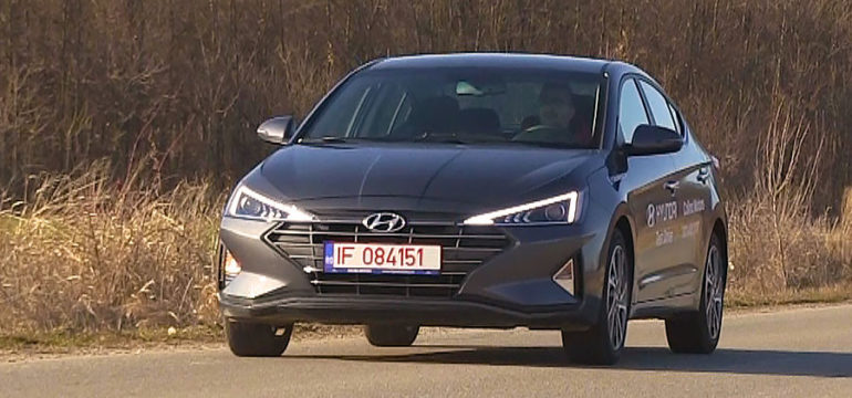 Hyundai Elantra 1.6l MPI 6MT EXCLUSIVE