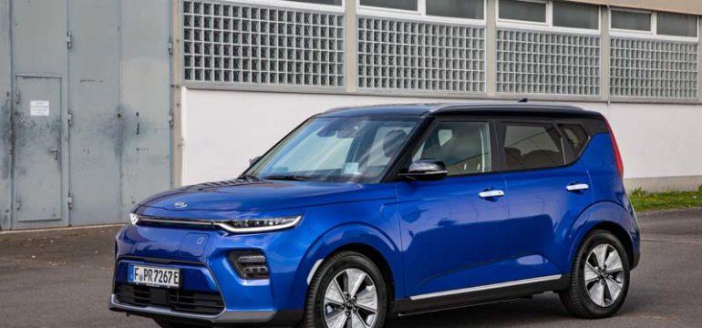 Kia e-Soul 100% electric: putere și autonomie mai mari și tehnologii avansate