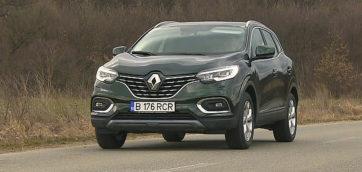 Renault Kadjar 1.3l TCe 159 EDC 4x2 X-Mod Intens