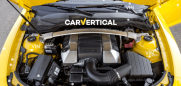 carVertical engine