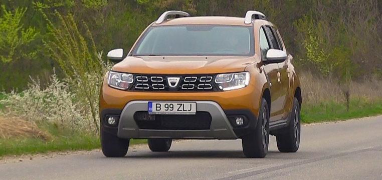 Dacia Duster 1.3l TCe MT6 4x2 Prestige