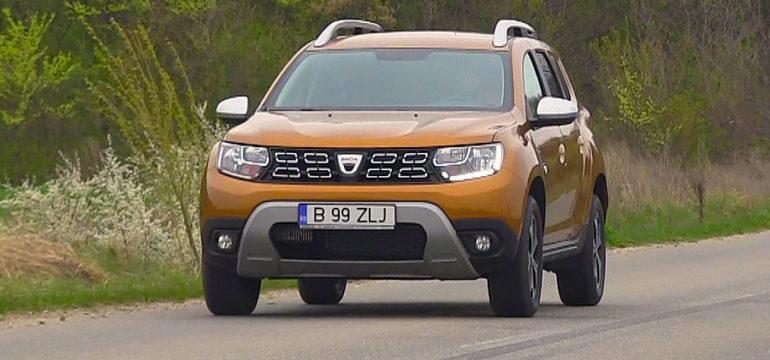 Dacia Duster 1.3l TCe 150 MT6 4×2 Prestige
