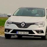 Renault Megane Sedan 1.3l TCe 140 EDC Intens