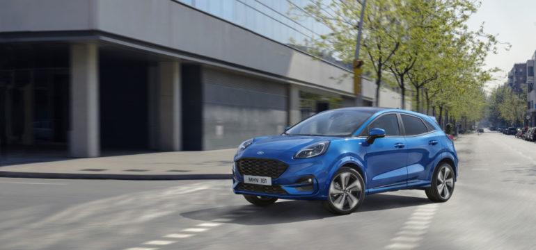 Noul Ford Puma- produs la Craiova- preț special de lansare de la 16.500 de euro