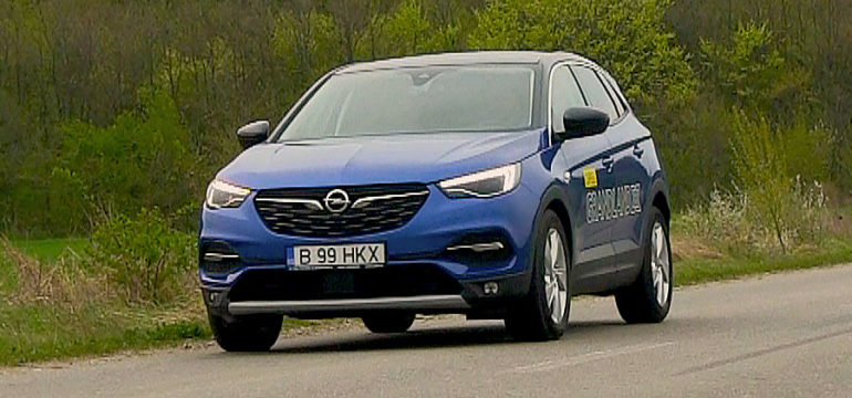 Opel Grandland X 2.0l DTH 177 CP AT8 Ultimate
