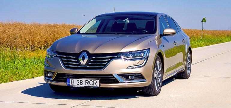 Renault Talisman 1.8l TCe EDC7 Intens