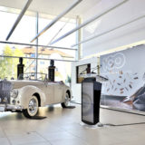 Bentley Bucuresti: showroom complet redecorat