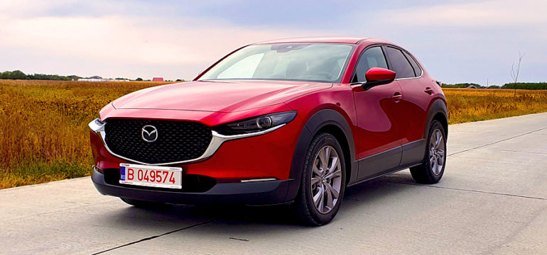 Mazda CX-30 2.0l Skyactiv-G122 MT6 All Packs