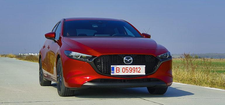 Mazda 3 2.0l Skyactiv-X MT6 AWD GT Plus