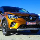 Renault Captur 1.3l TCe 155 EDC7 Intens