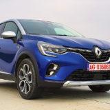 Renault Captur 1.5l Blue dCi EDC7 Intens