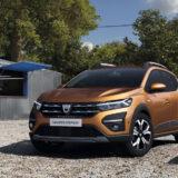 Dacia prezintă noua generație a modelelor Logan, Sandero și Sandero Stepway