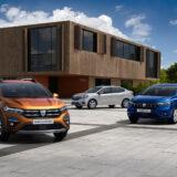 Dacia anunta preturile pentru Logan, Sandero si Sandero Stepway