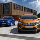 Dacia prezinta noile modele Logan, Sandero si Sandero Stepway