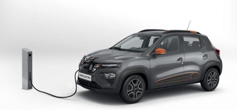 Spring: revolutia electrica marca Dacia