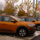 Prim contact Dacia Logan, Sandero si Sandero Stepway, model 2020