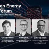 Electromobilitatea – una din marile urgențe ale UE – tema Forumului Virtual de Energie Verde