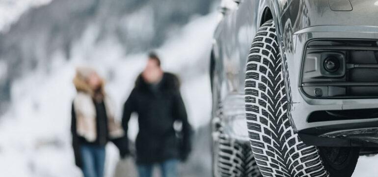 Anvelopele premium Nokian Tyres oferă o experiență de condus sigură în timpul iernii