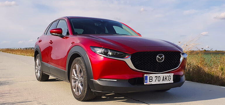 Mazda CX-30 2.0l Skyactiv G150 MT6 Plus