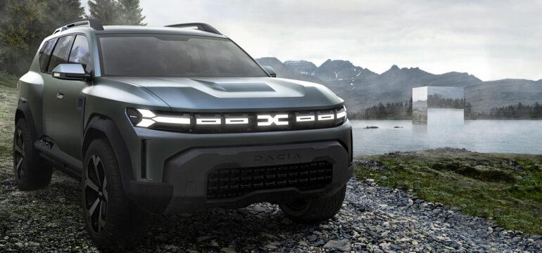 Noi orizonturi pentru marca Dacia