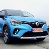 Renault Captur E-TECH PHEV  Intens