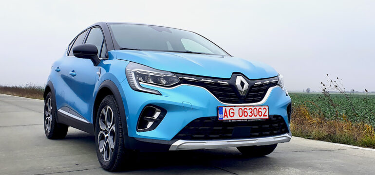 Renault Captur E-TECH PHEV  Intens