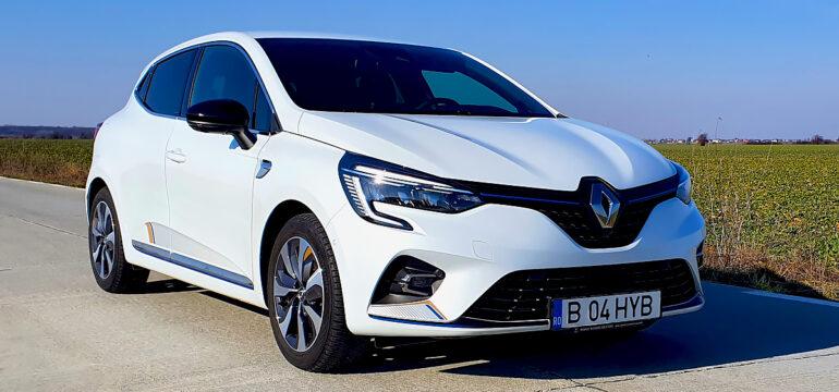 Renault Clio SL E-TECH Hybrid