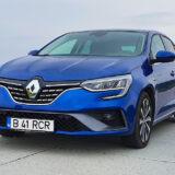 Renault Megane 1.3l TCe 159 EDC RS Line