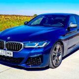 BMW M550i 4,4l 530CP Steptronic Sport xDrive