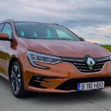 Renault Megane Estate 1,3l TCe 140 EDC 7 Intens
